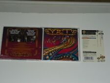 Y & T MEAN STREAK RARE DELETED OOP JAPAN SHM CD 2005 + OBI STRIP