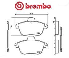 P61046 Kit pastiglie freno, Freno a disco (MARCA-BREMBO)