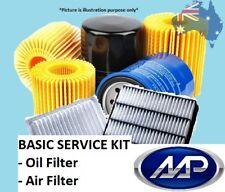Hyundai Accent MC 2006-2009 Basic Service Kit - Oil Filter & Air Filter - G4ED
