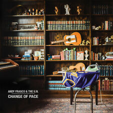 Andy Frasco and the U.N. : Change of Pace CD (2019) ***NEW*** Quality guaranteed