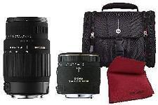 Obiettivi Sigma per fotografia e video 70-300mm
