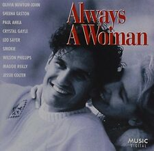 Always a Woman Bernie Blanks, Sheena Easton, Maggie Reilly, Jessie Colter.. [CD]