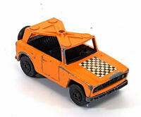 Matchbox Superfast Field Car Orange Vintage 1969 890BA