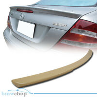 Fit For Mercedes Benz CLK W209 A Type Rear Boot Trunk Spoiler 04-08