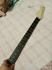 22fret Left hand Fender style Canadian maple STguitar neck rose wood fingerboard