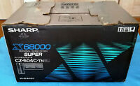 Sharp X68000 SUPER BOXED  TESTED JAPAN COMPUTER RARE!