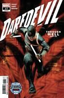 Daredevil #17 (2020 Marvel Comics) First Print Tedesco Cover