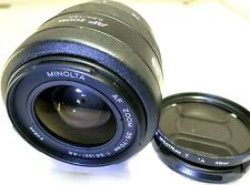 Minolta 35-70mm f3.5-4.5 AF Lens for SONY A mount α37 α67 α58 α68 SLR cameras