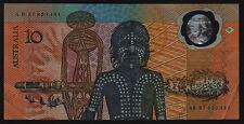 $10 Australian Banknote 1988 Bicentenary Second Release Last Prefix AB57