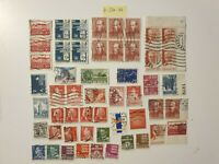 34 Denmark used Stamps   - Nice Examples