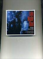 LATE NIGHT SOUL - SAM COOKE ETTA JAMES MARVIN GAYE OTIS REDDING - 2 CDS - NEW!!
