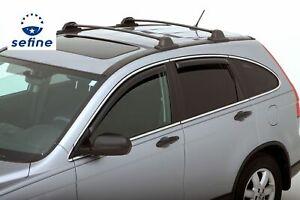 AVS In-Channel Ventvisor Side Window Deflector for 2007-2011 Honda CR-V 194655
