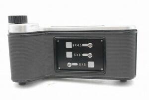 Exc Mamiya 6x4.5 6x6 6x9 Roll Film Back Holder Super 23 Universal Press *RQ581