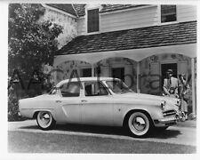 1953 Studebaker Commander Regal Four Door Sedan, Factory Photo (Ref. #91506)