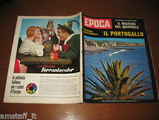 EPOCA 1962/605=UMBERTO AGNELLI E JUVENTUS=MODA MARE SPIAGGIA=GENE TIERNEY=