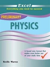 NEW Excel Preliminary Physics By Excel Paperback