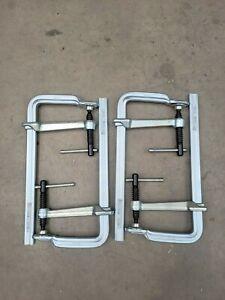 Bessey GS30K Classix All Steel F Clamp Quad Pack 300/140 RRP £241.96