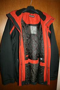 Klepper Jacke mit Kapuze Größe 52