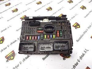 BSM Caja de fusibles Peugeot Citroen BSM-L04-00 S118983004L 9657718580