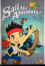 DISNEY JAKE AND THE NEVERLAND PIRATES SAIL TO ADVENTURE POSTER NEW FREE SHIPPING