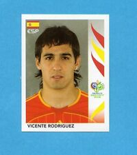 PANINI-GERMANY 2006-Figurina n.541- RODRIGUEZ - SPAGNA -NEW BLACK