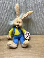 Magic Roundabout Dylan Soft Toy Teddy Collectable Rare 9 Inch Rabbit Plush NEW