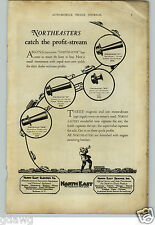 1927 PAPER AD North East Car Automobile Horn Horns Northeasters 75 50-S 50 50-M