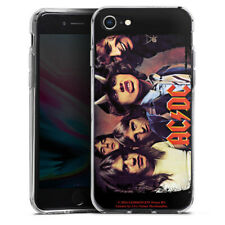 Apple iPhone 8 Silikon Hülle Case - ACDC HIGHWAY