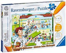 Ravensburger Tiptoi Spiel Beim Kinderarzt Puzzle Entdecken Kinder Lernen Spass