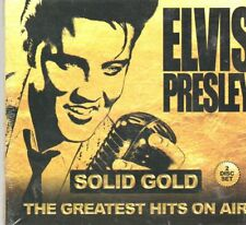 Elvis Presley, Solid Gold, the greatest hits on air, 2017 41 tracks, New/Sealed