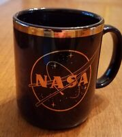 NASA Coffee Mug - Clean and Glossy - Never used.