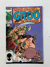 GROO THE WANDERER #9 - Marvel - Nov 1985 - VF 8.0
