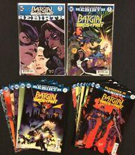 BATGIRL & BIRDS OF PREY #1 - 15 Comics DC UNIVERSE REBIRTH #1 1st Print A Covers