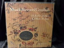 Musica per due cembali/Janz/rabus