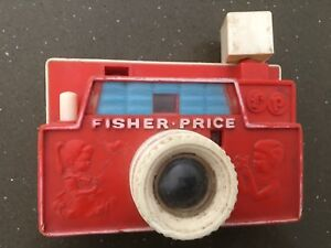 Vintage Fisher Price Camera Little Bo Peep Rare Find Grandmas Deceased Estate 🏡