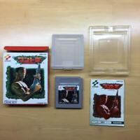 Game Boy CONTRA Nintendo Video Game GBC GB Konami With Box USED from JP