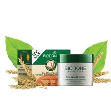 Biotique Bio Wheat Germ Firming Face & Body Cream For Normal To Dry Skin