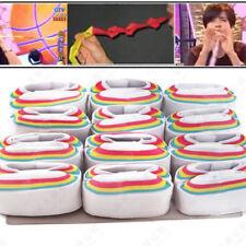New 12 Pcs/set Mouth Coils Paper Magic Toys Trick Magic Prop Magician Supplies