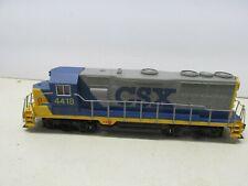 BACHMANN ~ CSX GP-35 POWERED LOCOMOTIVE # 44187 ~HO SCALE