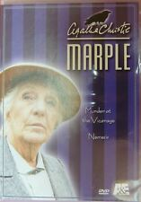 DVD Agatha Christie's Miss Marple Murder at the Vicarage/Nemesis: Joan Hickson