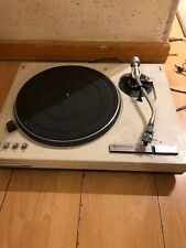 Kenwood KD -500 stone turntable with ADC tonearm and cartridge