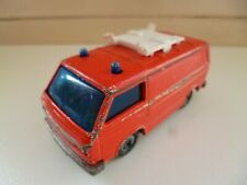VW Transporter  - Red - SIKU - # 1331 - W Germany