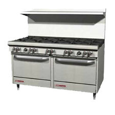 """Southbend S60AD 60"""" S-Series Gas Restaurant Range"""