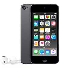 "New Apple iPod Touch 32GB 4"" 8MP VGA 6th Generation GREY"