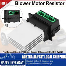 Blower Motor Heater Fan Resistor for Citroen Peugeot Renault 107 207 607 C5 C3