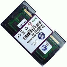Nuevo Xum 4GB (1x4GB) DDR3-1333MHz PC3-10600 no ECC Memoria Ram Sodimm 204P Laptop