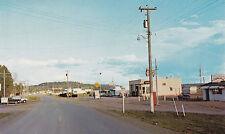 LAC LA HACHE , B.C. , Canada , 50-60s Main Street