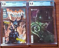 Batman #90 CGC 9.8 Cover set 1st Appearance of Designer.