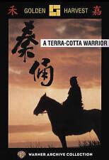 Terracotta Warrior DVD (1989) - Zhang Yimou, Gong Li, Siu-tung Ching
