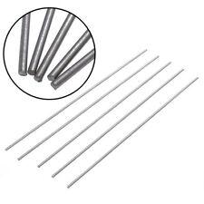 5 Stück Titan Ti Grade 5 GR5 Metall Stangen Stick Bar Stab Rund 3mm x 25cm Satz
